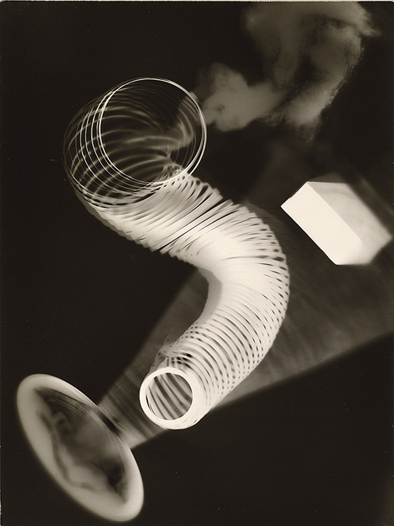 "© 2013 Man Ray Trust / Artists Rights Society (ARS), New York / ADAGP, Paris. Man Ray's ""Untitled Rayograph, 1922"" set an auction record for a work by the artist of $1.2 million at the Christie's photographs sale on April 4."