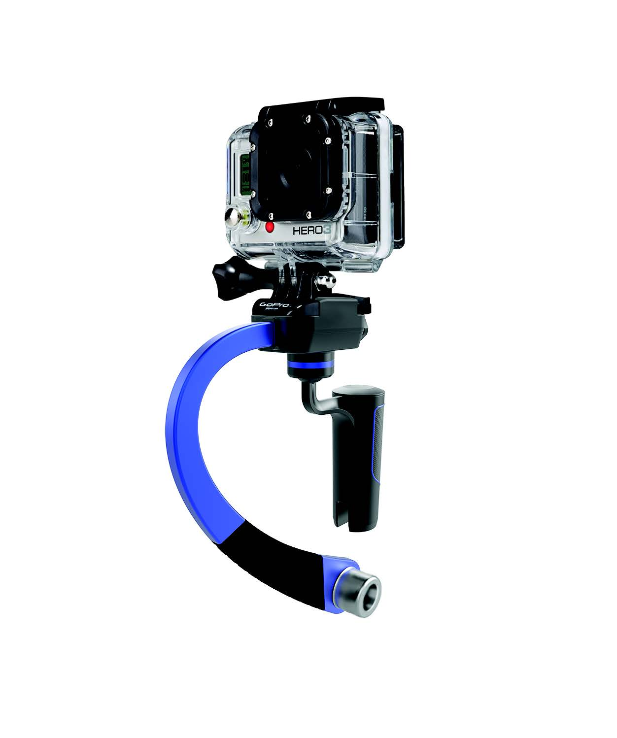 how to use steadicam curve