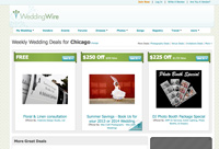WeddingWire-site