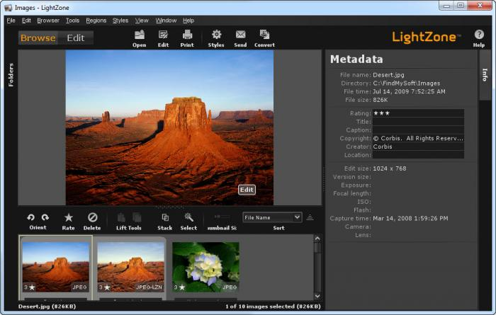 Lightzone Image Editing Software Re Released As Free And