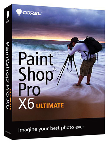corel announces paintshop pro x6 pdnpulse. Black Bedroom Furniture Sets. Home Design Ideas