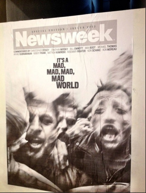 newsweek magazine essays  of the newsweek masthead on monday, about 40 of the magazine's  and see  the events unfolding with photo essays, in depth interviews,.