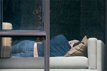 "From ""The Neighbors,"" 2012. ©Arne Svenson"