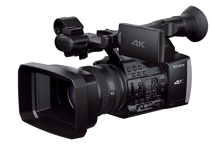 Sony Handycam® FDR-AX1 4K Camcorder (3)