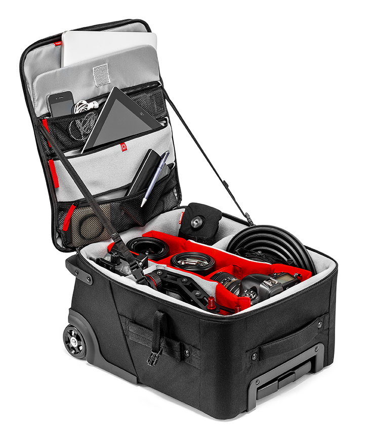 Manfrotto Launches New Camera Bag Lines