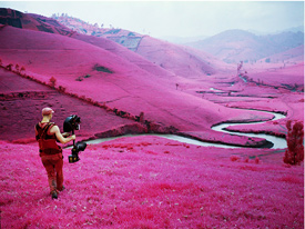 © Richard Mosse/Institute Artists