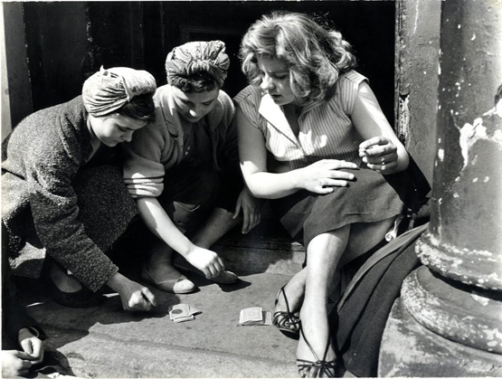 """Southam Street, 1956"" © Roger Mayne/Courtesy Quaritch"