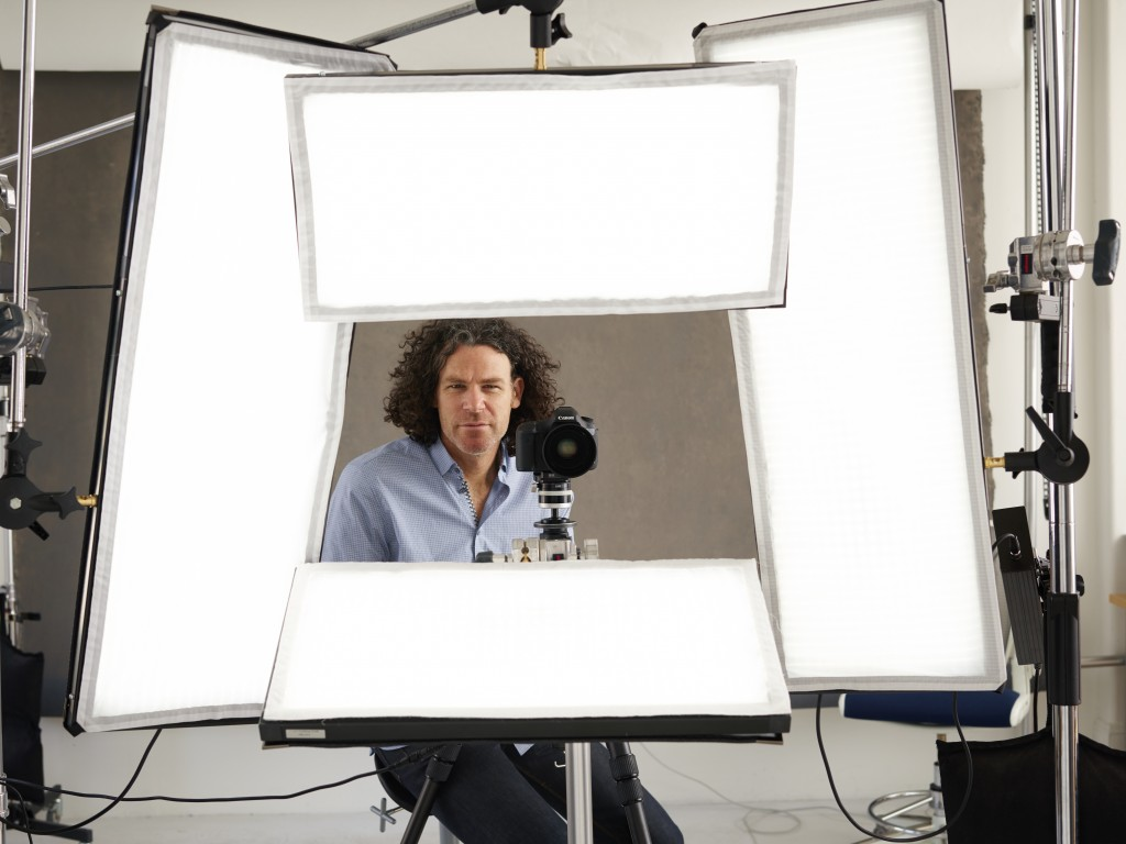 Peter flex_final  sc 1 st  PDN Pulse & The Perfect Portrait Formula: Peter Hurleyu0027s Flex LED Lighting ... azcodes.com