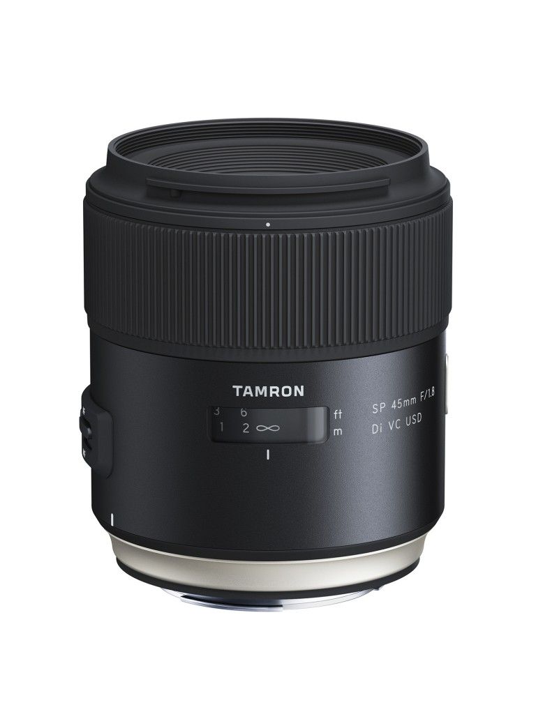 Tamron SP 45mm F1.8 Di VC USD_model F013 (Canon mount)