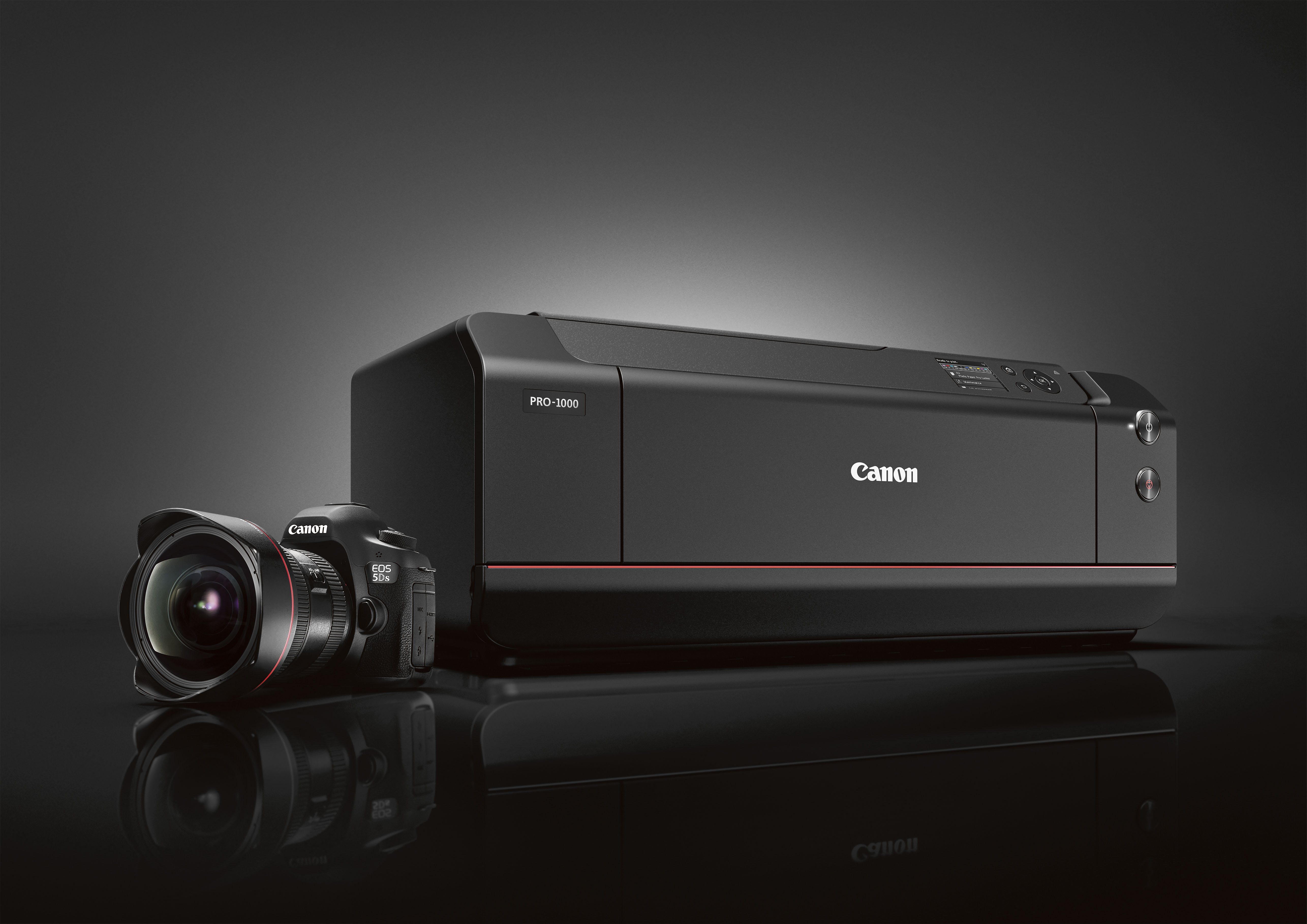 canon intros imageprograf pro 1000 inkjet printer pdnpulse. Black Bedroom Furniture Sets. Home Design Ideas