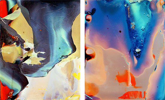 Untitled, 2015, From the series Color Photographs © Daisuke Yokota / Courtesy G/P Gallery