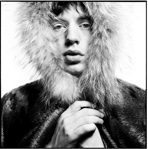 Mick Jagger. © David Bailey