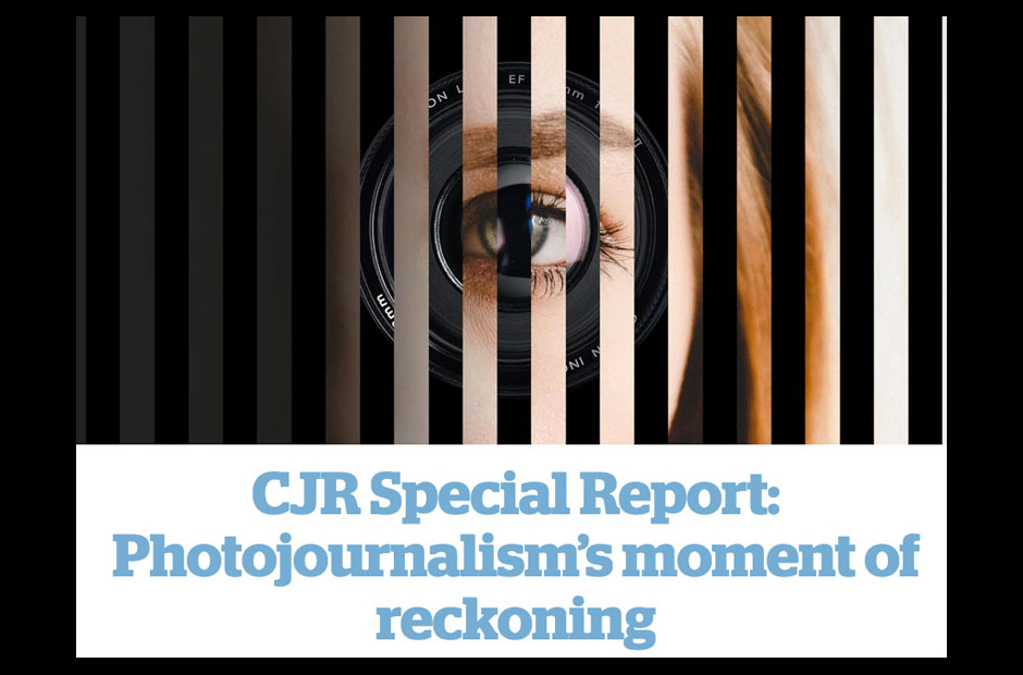 CJR's Sexual Harassment Report: It's as Much about Photo-j Culture as the Predators | PDNPulse