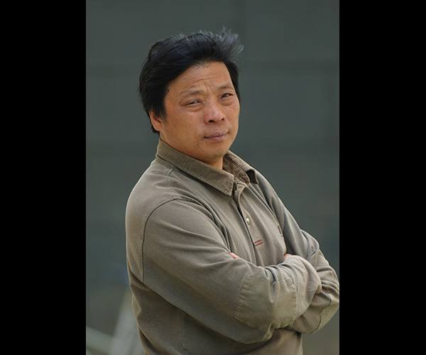 Police in China Finally Confirm Lu Guang's Arrest