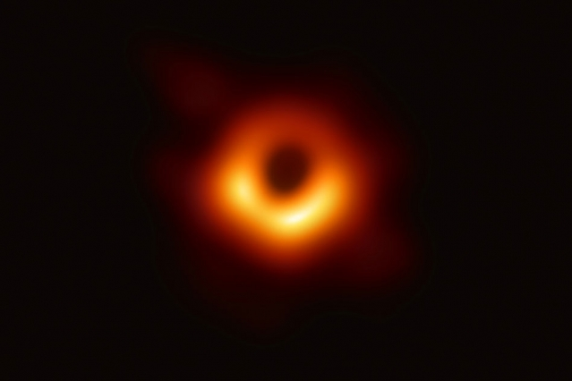 Black Hole 'Photographed' for the First Time