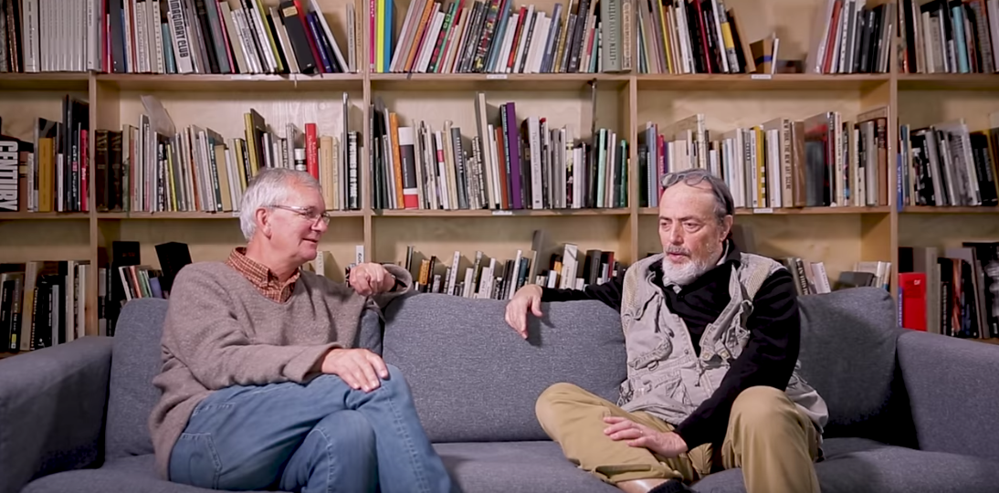 Listen to Martin Parr and Bruce Gilden Talk Photography