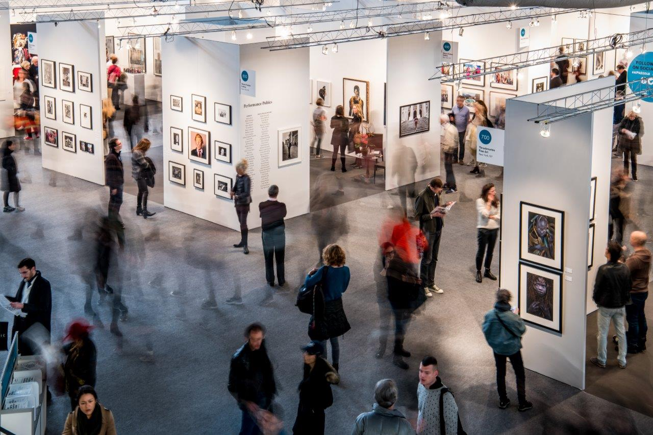 AIPAD and Paris Photo Join Forces for New York Photo Fair 2020 | PDNPulse